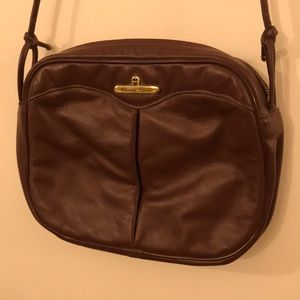 Vintage Etienne Aigner brown purse